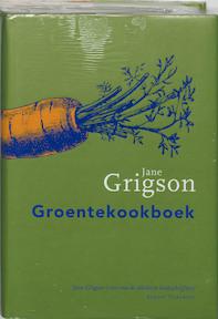 Groentekookboek - J. Grigson (ISBN 9789072653192)