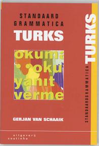 Standaardgrammatica Turks - Gerjan van Schaaik (ISBN 9789062833856)