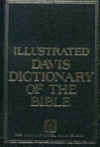 Davis Dictionary of the Bible - John D. Davis (ISBN 9780801028052)