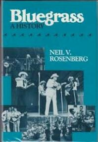 Bluegrass - Neil V. Rosenberg (ISBN 9780252063046)