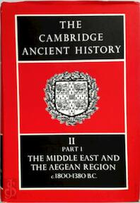 The Cambridge Ancient History - (ISBN 9780521082303)