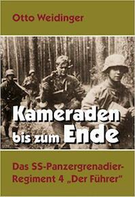 Kameraden bis zum Ende - Otto Weidinger (ISBN 9783938392140)