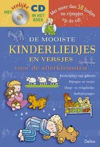 De mooiste kinderliedjes en versjes voor de allerkleinsten + CD - Unknown (ISBN 9789044701784)