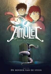 Amulet / 1: De hoeder van de steen - K. Kibuishi, Kazu Kibuishi (ISBN 9789058855275)