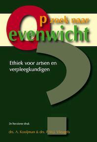 Op zoek naar evenwicht - A. Kooijman, P.M.J. Vleugels (ISBN 9789057401398)