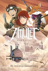 Amulet 3 - De wolkenverkenners - Kazu Kibuishi (ISBN 9789058858160)