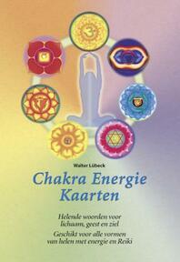 Chakra energie kaarten + 154 kaarten - Walter Lubeck (ISBN 9789063785475)