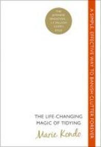 Life-changing Magic of Tidying - Marie Kondo (ISBN 9780091955106)