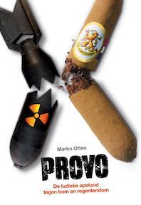 Provo - Marko Otten (ISBN 9789490085957)
