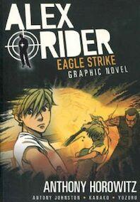 Eagle strike graphic novel - Anthony Horowitz (ISBN 9789059242272)