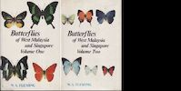 Butterflies of West Malaysia & Singapore - W. A. Fleming (ISBN 0900848715)