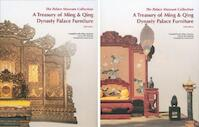 Treasury of Ming & Qing Dynasty Palace Furniture (2 Vols) - Hu Desheng (ISBN 9781588860996)