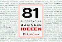 81 succesvolle businessideeen Dwarsligger - Rick Nieman, R. Nieman (ISBN 9789049802325)