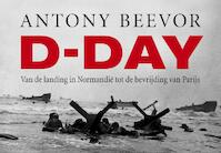 D-day - Antony Beevor (ISBN 9789049800345)