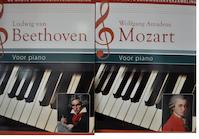 Beethoven en Mozart voor Piano (ISBN 9783625138259)