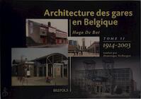 Architecture des gares en Belgique - Hugo De Bot (ISBN 9782503515380)