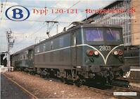 Type 120-121 - Reeks/Série 28 - Thierry Nicolas (ISBN 9782930748108)