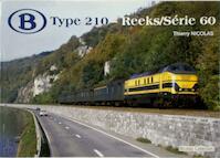 Type 210 - Reeks/Série 60 - Thierry Nicolas (ISBN 9782930748221)