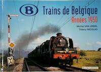 Trains de Belgique - Thierry Nicolas (ISBN 9782930748009)