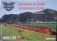 Locomotives en Europe - Thierry Nicolas (ISBN 9782930748276)