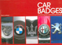 Car Badges - Giles Chapman (ISBN 9781858942759)