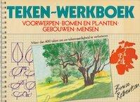 Teken-werkboek - Robertson (ISBN 9789067611046)