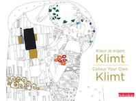 Kleur je eigen gustav klimt/colour your own gustav klimt (ISBN 9789045209760)