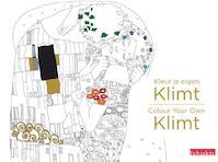 Kleur je eigen gustav klimt/colour your own gustav klimt (ISBN 9789045209760)