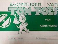 Avonturen van Tom Poes - De bergmensen - Marten Toonder (ISBN 9789023451679)