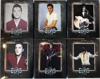 The Elvis files [6 Volumes] - Erik Lorentzen