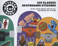 Stickerbomb Skateboard - Studio Rarekwai (ISBN 9781780674124)
