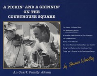 A Pickin' and a Grinnin' on the Courthouse Square - Samm Woolley Coombs