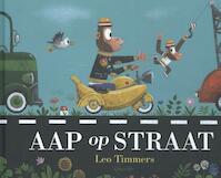 Aap op straat - Leo Timmers (ISBN 9789021414355)