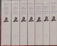 Nagelaten fragmenten - Set van 7 delen - Friedrich Nietzsche (ISBN 9789085064336)