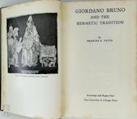Giordano Bruno and the Hermetic tradition - Frances Amelia Yates (ISBN 9780710023377)