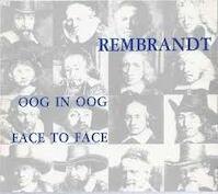 Oog in oog met de modellen van Rembrandts portret-etsen - Netherlands) Museum Het Rembrandthuis (Amsterdam