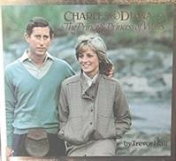 Charles & Diana - The Prince & Princess of Wales - Trevor Hall (ISBN 9780517376881)