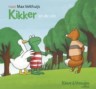 Kikker en de vos - Max Velthuijs (ISBN 9789025869366)