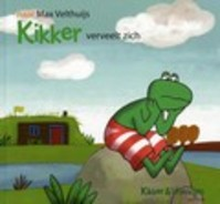 Kikker verveelt zich - M. Velthuijs (ISBN 9789025875657)