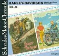 Harley Davidson 1918-78 - Schrander-Motor-Chronik (ISBN 9783922617617)