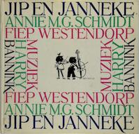 Jip en Janneke - Discoboekuitgave - Annie M.G. Schmidt, Fiep Westendorp, Harry Bannink