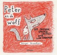 Peter en de wolf + CD - W. Opbrouck (ISBN 9789020967517)