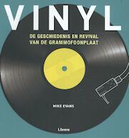Vinyl - Mike Evans (ISBN 9789089986450)