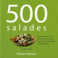 500 salades - Susannah Blake (ISBN 9789048301539)