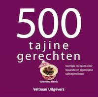 500 tajine gerechten - Valentina Harris (ISBN 9789048311255)