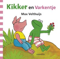 Kikker en Varkentje - karton editie - Max Velthuijs (ISBN 9789025872717)