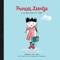 Prinses Leentje - Babette van Veen, Babette van van Veen (ISBN 9789048836772)