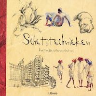 Schetstechnieken - Lucy Watson, Marjan Faddegon-Doets, Linda Beukers (ISBN 9789057642449)