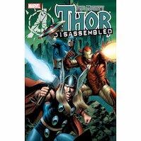 The Mighty Thor: Disassembeled - Mike Avon Oeming, Daniel Berman (ISBN 9780785115991)
