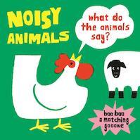 Noisy Animals (ISBN 9781786272423)